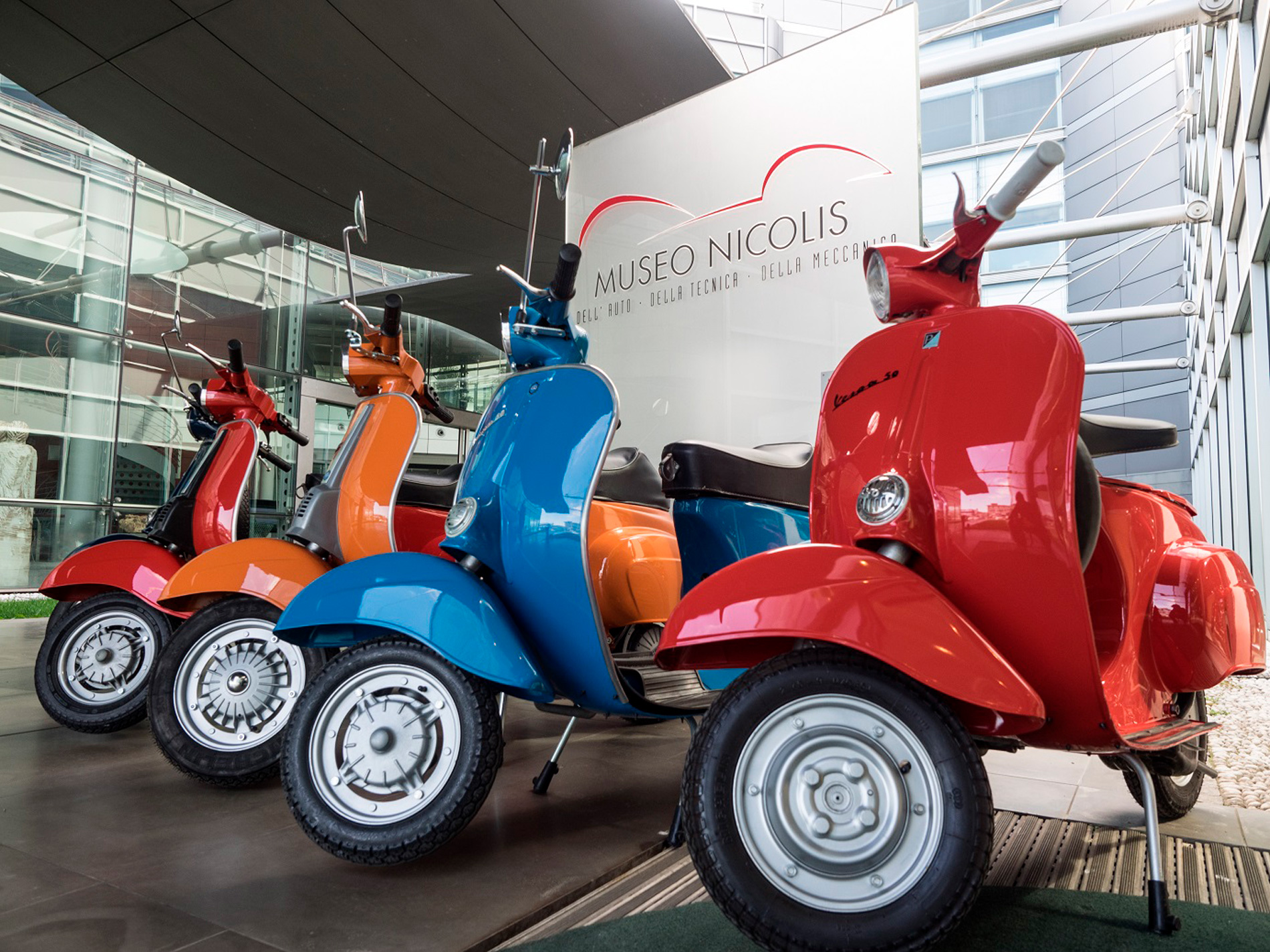EXHIBITION VESPA