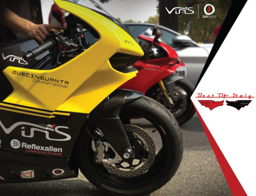 VINS & ZADI GROUP at the event Best of Italy Race