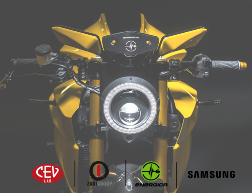 Zadi and Energica realize the BOLID-E prototype